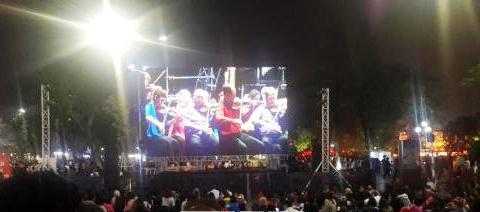Công chúng Thủ đô thưởng thức âm nhạc đỉnh cao thế giới