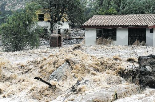 Cộng đồng quốc tế giúp Peru khắc phục hậu quả thiên tai