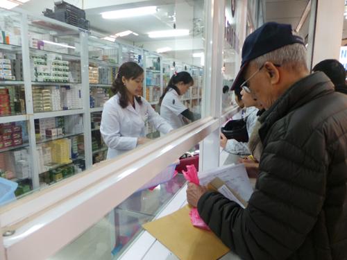BHXH Việt Nam không thanh toán các trường hợp mua sắm, sử dụng thuốc biệt dược gốc ngoài cơ cấu