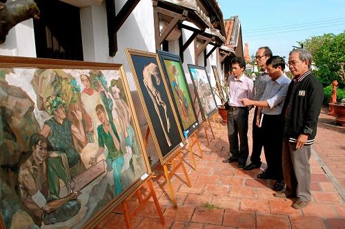 Phát động Triển lãm mỹ thuật Bình Thuận lần thứ V năm 2017
