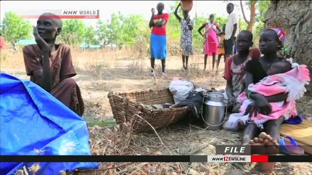 Nhật Bản cam kết viện trợ giúp 6 quốc gia giải quyết nạn đói