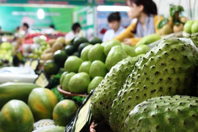 Sắp diễn ra Phiên chợ Nông sản, thực phẩm an toàn và vật tư nông nghiệp 2017