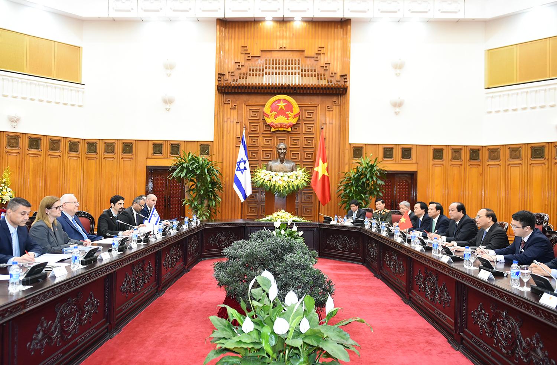 Việt Nam mong muốn học hỏi mô hình quốc gia khởi nghiệp của Israel