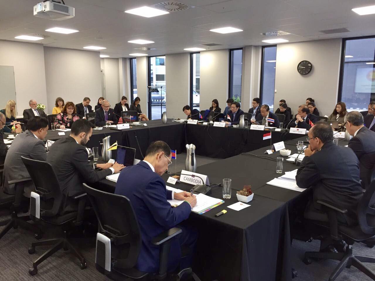 Việt Nam coi trọng quan hệ Đối tác chiến lược ASEAN - New Zealand