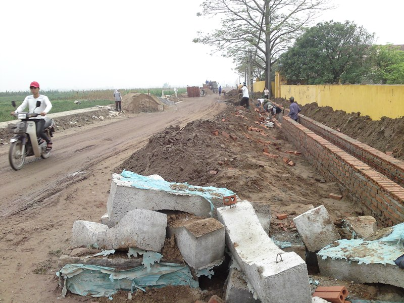 Phấn đấu thực hiện hiệu quả Chương trình xây dựng nông thôn mới