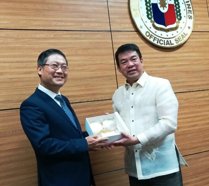 Thúc đẩy quan hệ Đối tác chiến lược Việt Nam - Philippines