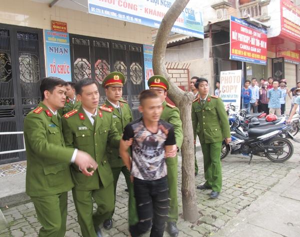 Phú Thọ: Bắt tạm giam đối tượng chống người thi hành công vụ