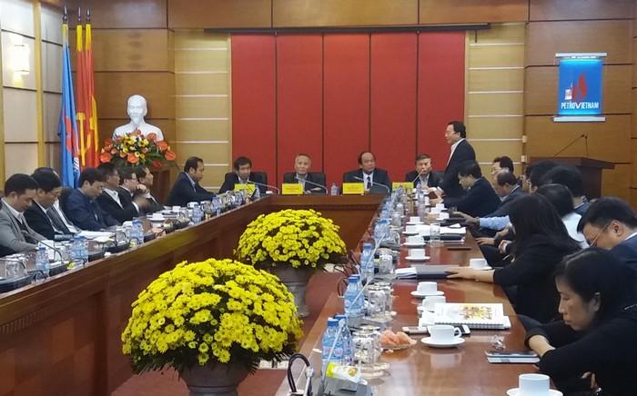Chủ tịch HĐTV Tập đoàn Dầu khí Việt Nam nhận nhiệm vụ mới tại Bộ Công Thương