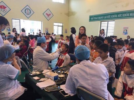 """""""Hơn 90% dân số Việt Nam mắc các bệnh về răng miệng"""""""