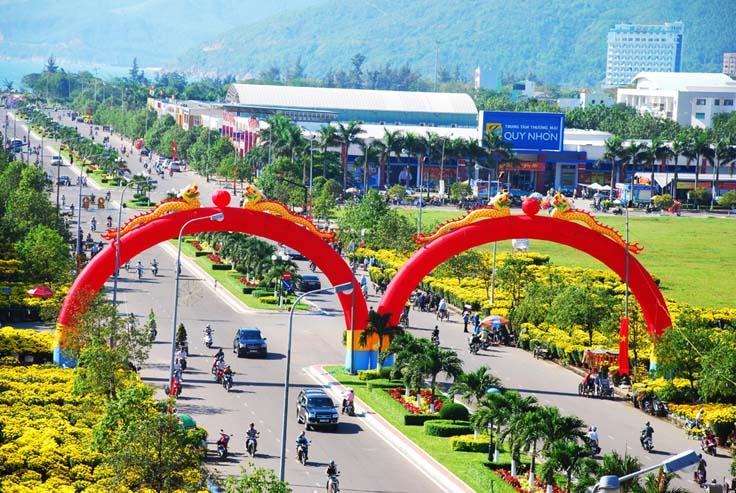 Quy hoạch phát triển du lịch phía Bắc Bình Định