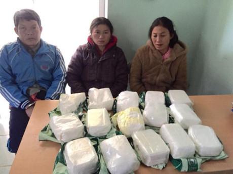 Phó Thủ tướng biểu dương lực lượng Cảnh sát Phòng, chống tội phạm ma túy