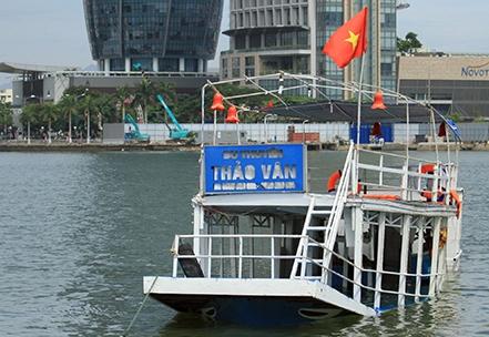 Đà Nẵng: Hoãn xét xử vụ chìm tàu trên sông Hàn