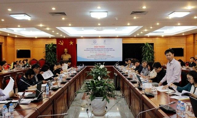 Cải thiện chỉ số Đổi mới sáng tạo của Việt Nam
