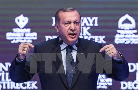 Nguy cơ đổ vỡ quan hệ Liên minh châu Âu - Thổ Nhĩ Kỳ