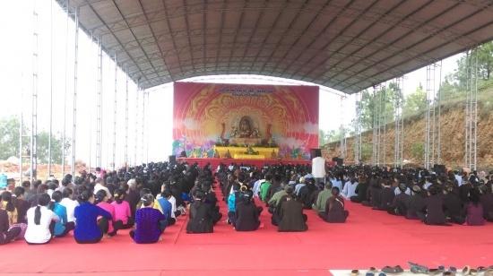 Chùa Ích Minh điểm khởi hành đầu tiên của tuyến du lịch tâm linh Tây Yên Tử