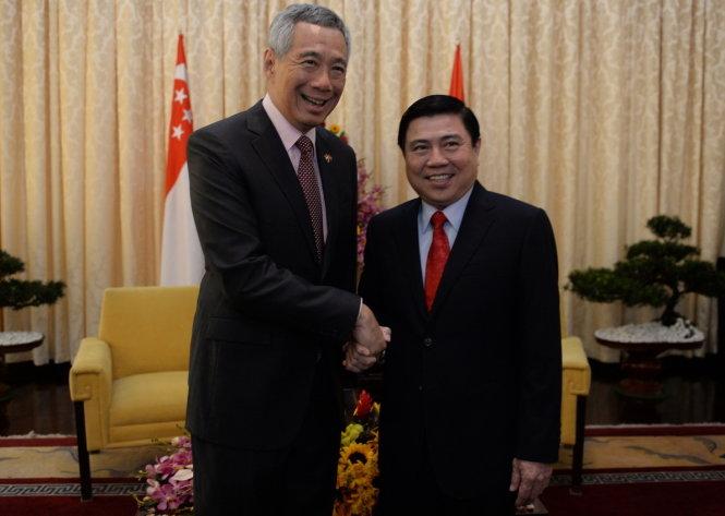 Các doanh nghiệp Singapore sẽ tiếp tục đầu tư tại TP. Hồ Chí Minh