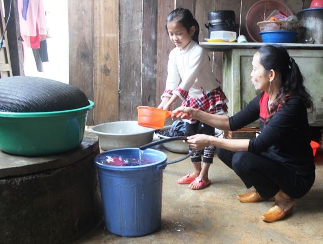 Kiến nghị tăng mức cho vay Chương trình nước sạch vệ sinh môi trường nông thôn