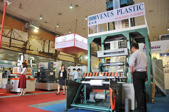 Triển lãm quốc tế về ngành Công nghiệp nhựa, in ấn và đóng gói bao bì