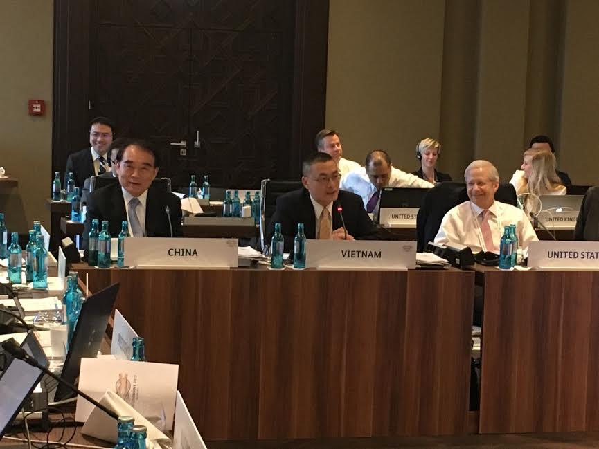 Việt Nam tham dự Hội nghị lần hai các quan chức cao cấp G20
