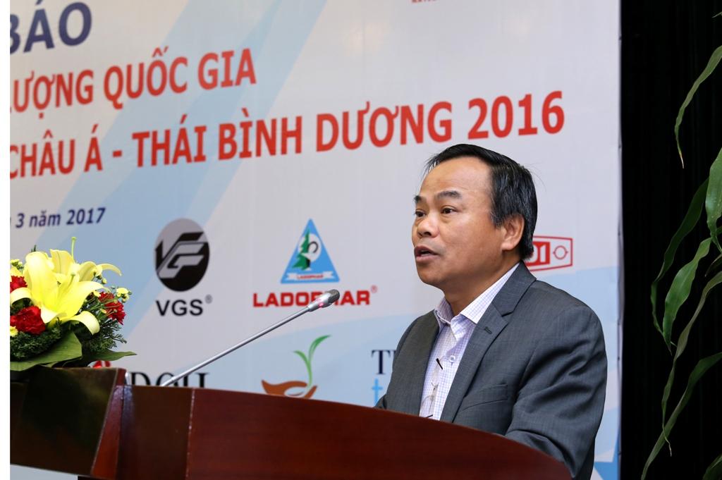 77 doanh nghiệp sẽ được trao Giải thưởng Chất lượng Quốc gia năm 2016