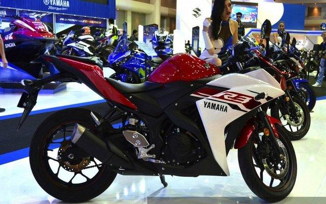 Thông báo về việc thu hồi sản phẩm khuyết tật để sửa chữa đối với xe Yamaha YZF-R3