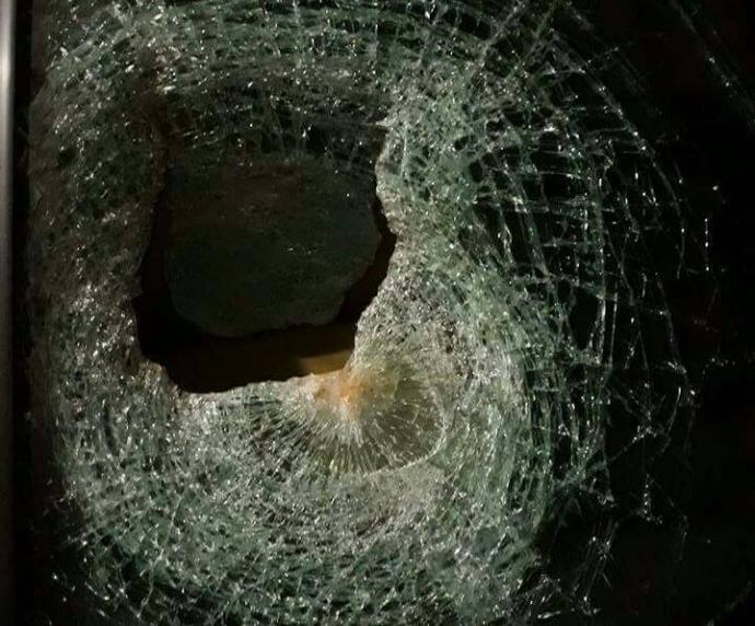 Xử lý nghiêm hành vi ném đá lên xe ô tô trên cao tốc Hà Nội - Thái Nguyên