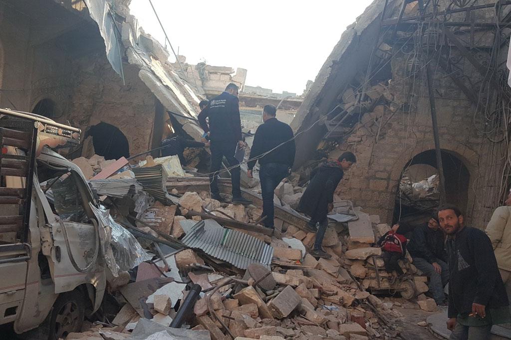 Hòa bình khẩn cấp cho Syria - không chỉ là kêu gọi