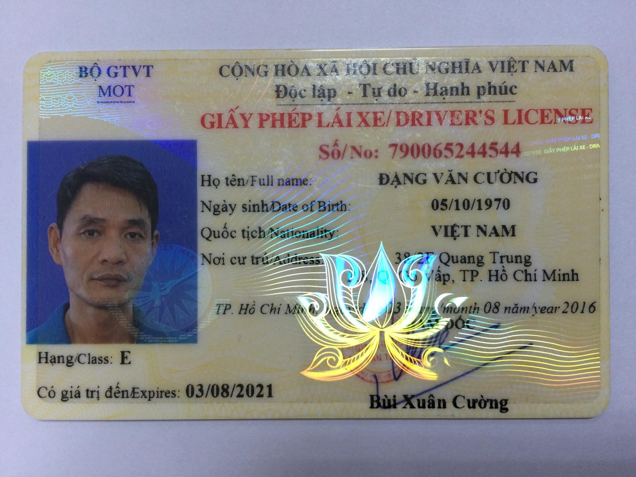 CSGT Công an tỉnh Quảng Bình bắt giữ đối tượng đang bị truy nã
