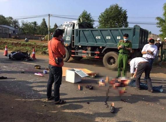 Hai ngày đầu kỳ nghỉ lễ: Xảy ra 43 vụ tai nạn giao thông, làm chết 23 người