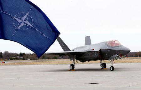 Mỹ điều động máy bay chiến đấu tàng hình F-35 tới Estonia