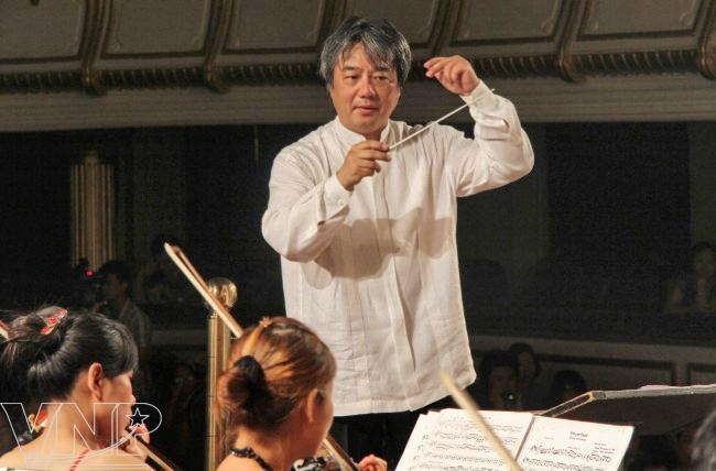 Hòa nhạc giao hưởng đặc biệt tại Hà Nội