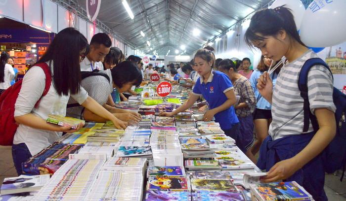 Ấn tượng Ngày hội sách Hải Châu - Đà Nẵng 2017