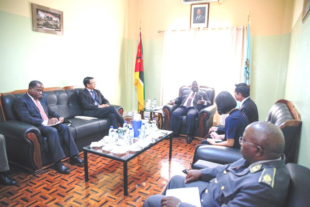Việt Nam và Mozambique tăng cường hợp tác phòng chống tội phạm xuyên quốc gia