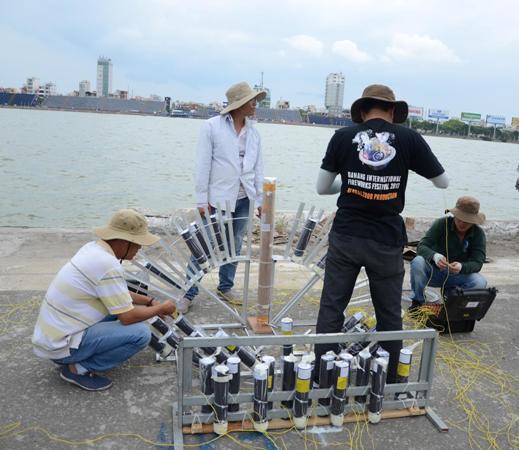 Đà Nẵng đã sẵn sàng cho Lễ hội pháo hoa quốc tế 2017