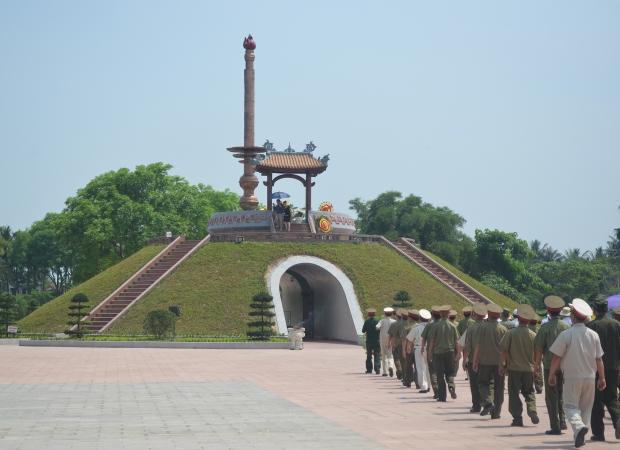 Quảng Trị thử nghiệm tour lịch sử thăm Khu lưu niệm cố TBT Lê Duẩn