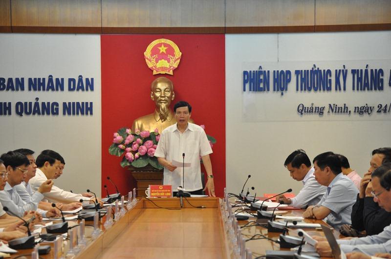 Quảng Ninh: Tháng 4, tình hình kinh tế - xã hội tiếp tục tăng trưởng ổn định