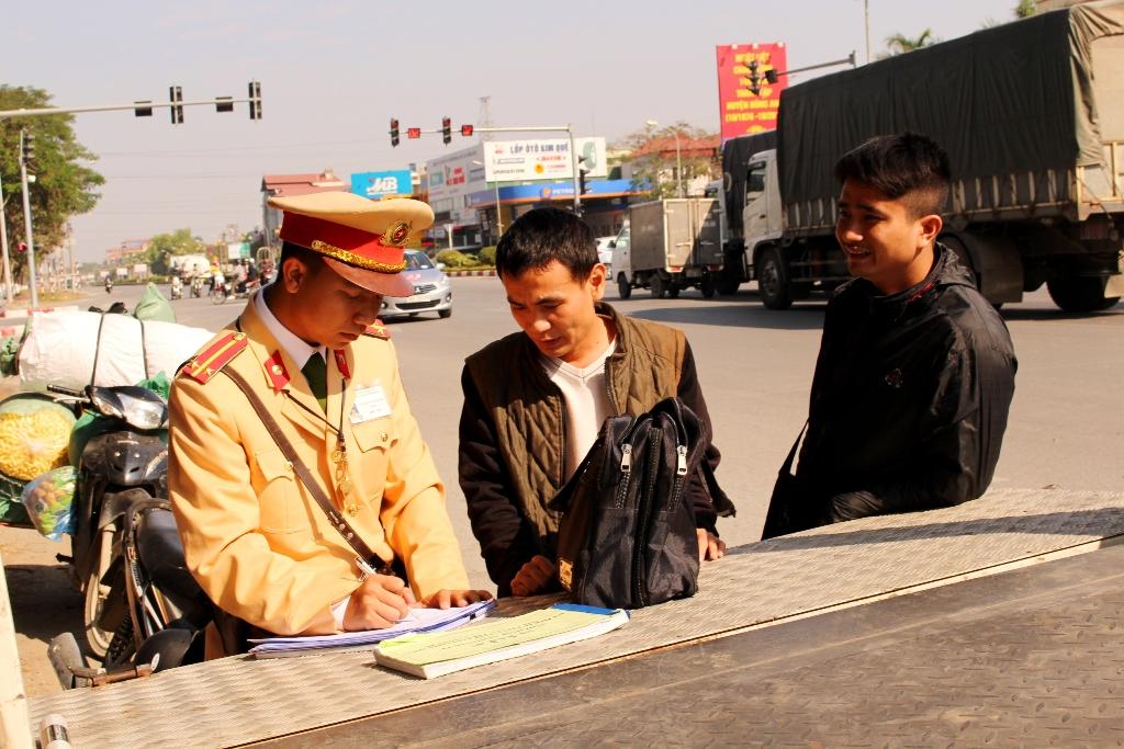 Cảnh sát giao thông sẽ hóa trang, mật phục kiểm soát vi phạm tốc độ