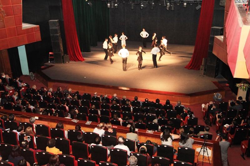 Học viện Nghệ thuật sân khấu Liên bang Nga biểu diễn tại Việt Nam