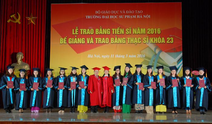 Bộ Giáo dục và Đào tạo ban hành Quy chế tuyển sinh và đào tạo trình độ tiến sĩ
