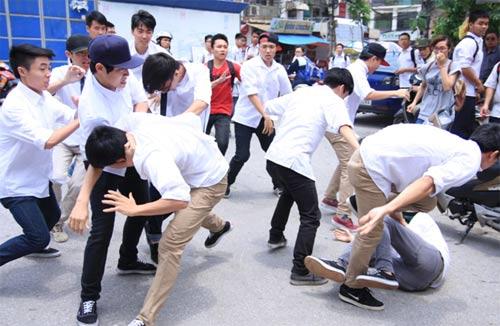 Quy định rõ trách nhiệm quản lý nhà nước phòng chống bạo lực học đường