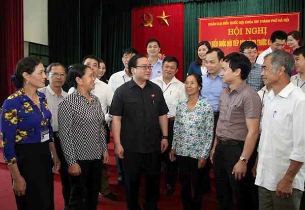 Bí thư Thành ủy Hà Nội: Phải xây dựng, giữ gìn và bảo vệ sự đồng thuận trong dân