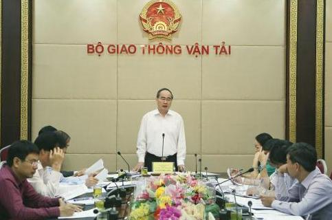 Giám sát việc công khai kết luận thanh tra tại Bộ Giao thông vận tải