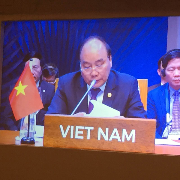 Hội nghị Cấp cao ASEAN 30: Chung tay đổi thay, kết nối toàn cầu