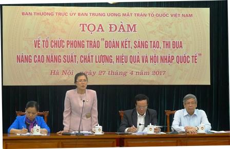 Phát huy mạnh mẽ sức sáng tạo của mỗi người lao động Việt Nam