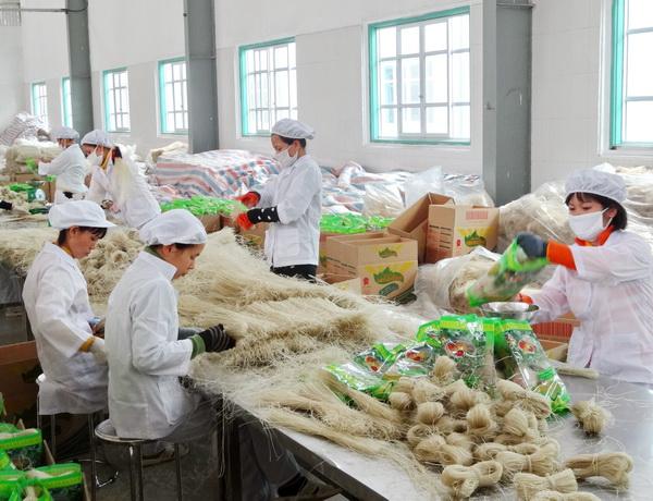 Công ty Cổ phần Thực phẩm Minh Dương đẩy mạnh liên kết sản xuất nông nghiệp