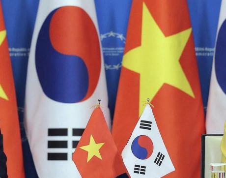 Thúc đẩy quan hệ Đối tác hợp tác chiến lược Việt Nam-Hàn Quốc