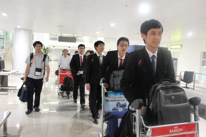 Việt Nam có 8 học sinh dự thi Olympic Vật lý châu Á năm 2017