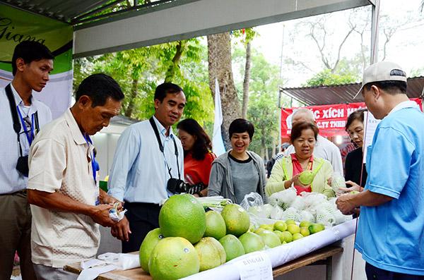 Đặc sản 63 tỉnh, thành tham gia hội chợ nông sản tại Thủ đô