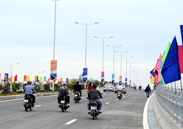 Hà Nội: Thông xe tuyến đường từ Lê Đức Thọ đến đường 70
