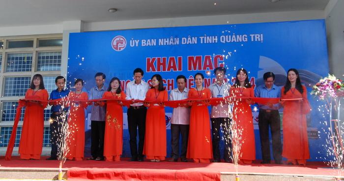 Quảng Trị: Tặng 5.000 đầu sách tại Ngày hội sách 2017